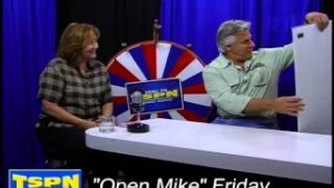 """Open Mike"" Friday - Upcoming Events at Preston Castle 3-22-13"