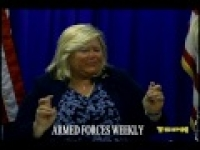 Upcoming Events - Jan Rusk on Armed Forces Weekly 6-11-13