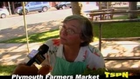 Plymouth Farmers Market on TSPN TV