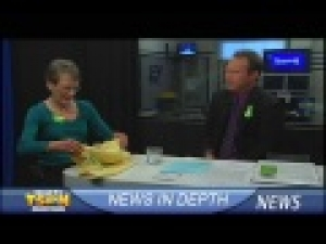 Upcoming NAMI of Amador Events - Kelly Trottier on TSPN TV News In-Depth 10-2-13