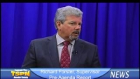 Supervisor Richard Forster - Fiddletown Bridge on TSPN TV News 3-24-14