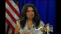 Owie Bow Wowie - Gina Woods on Armed Forces Weekly 5-14-13
