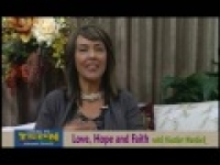 Tammy Carroll is on Love, Hope, and Faith on TSPN TV Part Three April 15, 2015