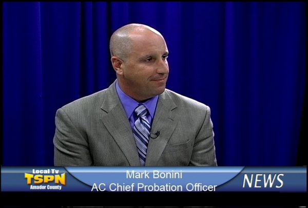 Chief Probation Officer Mark Bonini