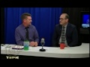 Jack Mitchell hosts on LOL! with Ed Tracey on TSPN TV March 27, 2015