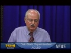 Dick Glock is on Noon News Part Two 3-27-15