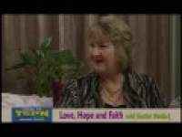 Tammy Carroll is on Love, Hope, and Faith on TSPN TV Part Two April 15, 2015