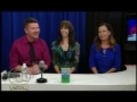 Cassie Savage & Mitzi Smith on LOL! with Ed Tracey on TSPN TV April 10, 2015