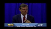 The Impact of Prison Realignment - Todd Riebe on TSPN TV News In-Depth 9-4-13