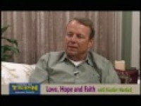 Tom Tripp is on Love, Hope, and Faith with Heather Murdock Part Four on TSPN TV 4 22 15