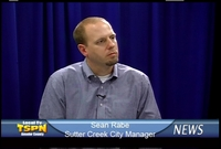 Sean Rabe - Sutter Creek City Council