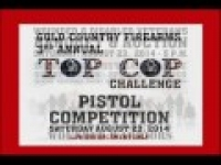 Top Cop Challenge Pistol Compaction -Law Enforcement only-Fundraiser - Splash Add TSPN TV