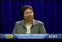 Yvonne Miller - Proposed Indian gaming casino in Plymouth