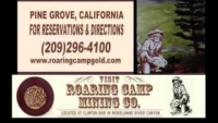 Roaring Camp Gold Mining Camp - Music Every Saturday