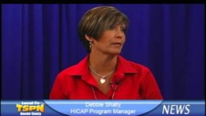 Medicare Open Enrollment - Debbie Shally on TSPN TV News In-Depth 9-18-13