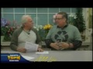 Jim McHargue is on AM Live on TSPN TV April 15,2015
