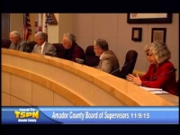 Amador County Supervisors discuss the State of Jefferson