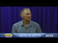 Local Impact of Wild and Scenic Designation - Dennis Rodman on TSPN TV News 5-7-14