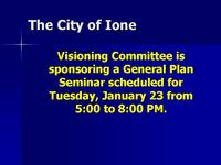 "Ione Continues Their New ""Vision"""