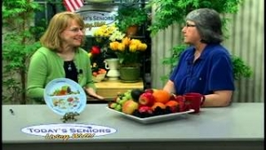"Maureen Mooney Michels on ""Today's Seniors, Living Well!"" 4-17-13"