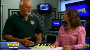 Jackson Lions Club 3rd of July Picnic and Fireworks on AM Live 6-26-13