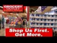 Grocery Outlet in Jackson TSPN TV Splash Add
