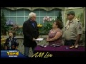 Boy Scouts on AM Live April 17, 2015
