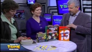 Friends of the Amador County Library on AM Live 4-17-13